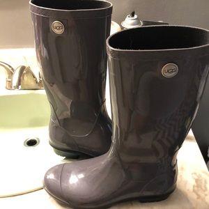 Ugg Women's Rainboots - Gray
